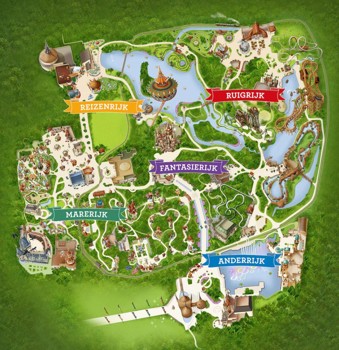 4 Парк делитс на 5 королевств.