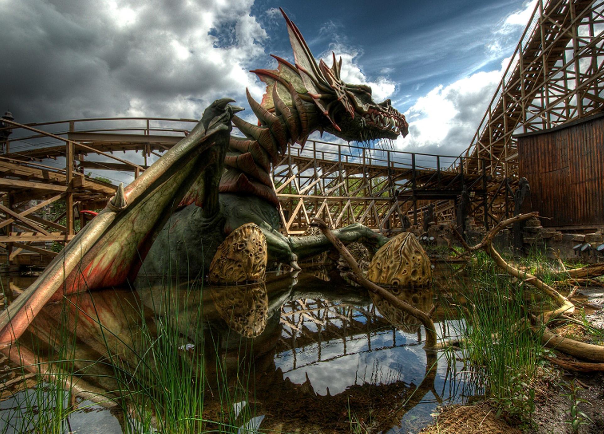 7 декорации парка поражают своей масштабностью